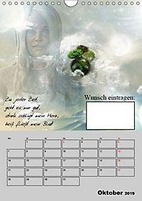 Wunsch- und Zauberkalender (Wandkalender 2019 DIN A4 hoch) - Produktdetailbild 10