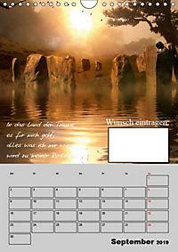 Wunsch- und Zauberkalender (Wandkalender 2019 DIN A4 hoch) - Produktdetailbild 9