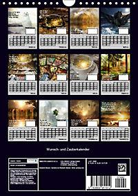 Wunsch- und Zauberkalender (Wandkalender 2019 DIN A4 hoch) - Produktdetailbild 13