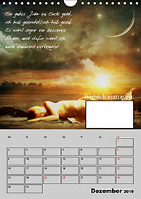Wunsch- und Zauberkalender (Wandkalender 2019 DIN A4 hoch) - Produktdetailbild 12