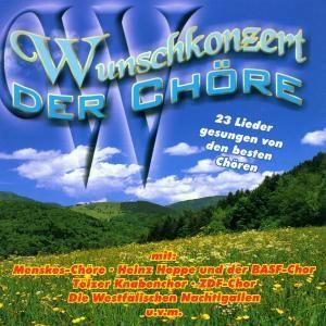 Wunschkonzert Der Chöre, Diverse Interpreten