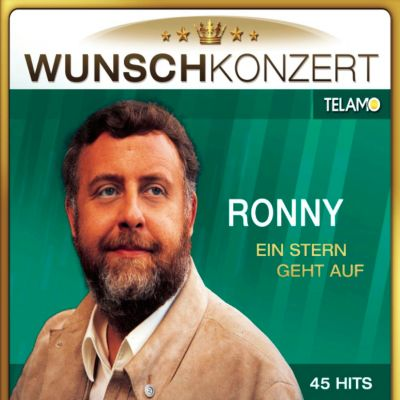 Wunschkonzert - Ein Stern geht auf (45 Hits), Ronny