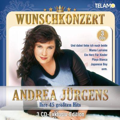 Wunschkonzert-Ihre45größten Hits, Andrea Jürgens