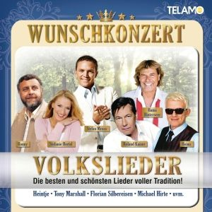 Wunschkonzert Volkslieder, Diverse Interpreten