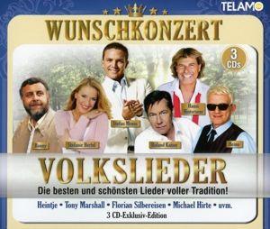 Wunschkonzert-Volkslieder, Various
