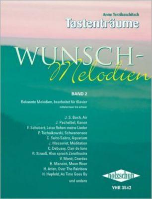Wunschmelodien - Anne Terzibaschitsch |