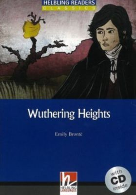 Wuthering Heights, m. 1 Audio-CD, Emily Brontë