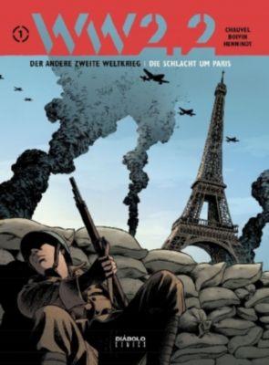 WW 2.2 - Die Schlacht um Paris