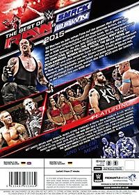 WWE - Best of RAW & Smackdown 2015 - Produktdetailbild 1