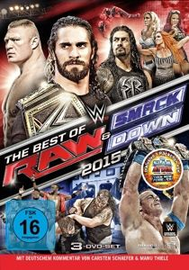 WWE - Best of RAW & Smackdown 2015, Diverse Interpreten