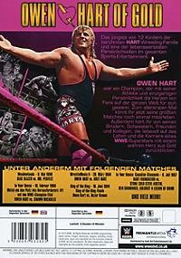WWE - Owen Hart: Hart of Gold - Produktdetailbild 1
