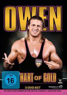 WWE - Owen Hart: Hart of Gold, Owen Hart