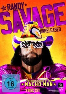 WWE - Randy Savage - Unreleased - The Unseen Matches DVD-Box, Randy Savage