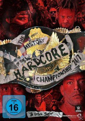 WWE - The History of the Hardcore Championship, Diverse Interpreten