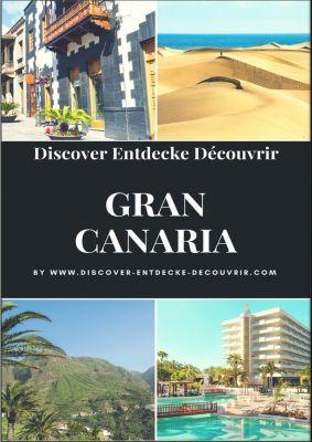 www.discover-entdecke-decouvrir.com/: Discover Entdecke Découvrir Gran Canaria, Heinz Duthel