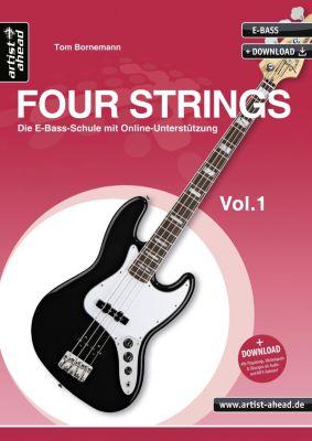 www.Four-Strings.de, m. 2 Audio-CDs, Tom Bornemann
