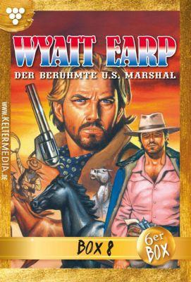 Wyatt Earp Box: Wyatt Earp Jubiläumsbox 8 - Western, William Mark