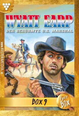 Wyatt Earp Box: Wyatt Earp Jubiläumsbox 9 – Western, William Mark