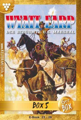 Wyatt Earp Jubiläumsbox: Wyatt Earp Jubiläumsbox 5 – Western, William Mark