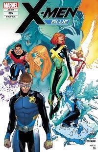X-Men: Blue - Die letzten Tage des Sommers