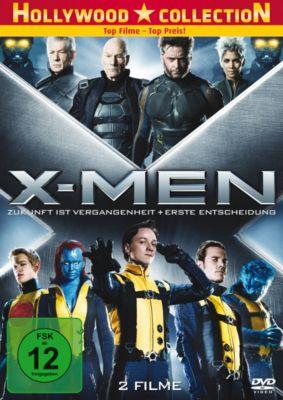 X-Men: Erste Entscheidung / Zukunft ist Vergangenheit, Jane Goldman, Ashley Miller, Jamie Moss, Josh Schwartz, Bryan Singer, Zack Stentz, Simon Kinberg, Matthew Vaughn