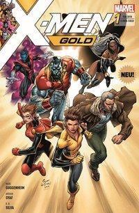 X-Men: Gold - Ein neuer Morgen, Marc Guggenheim, Ardian Syaf