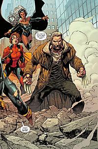X-Men: Gold - Ein neuer Morgen - Produktdetailbild 4