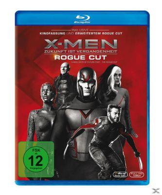 X-Men - Zukunft ist Vergangenheit - 2 Disc Bluray, Simon Kinberg, Bryan Singer, Matthew Vaughn