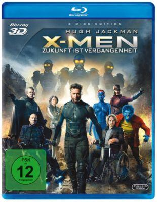 X-Men: Zukunft ist Vergangenheit - 3D-Version