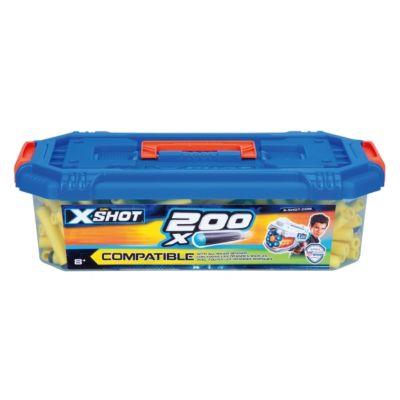 X-SHOT 200 Darts Refill Carry Case