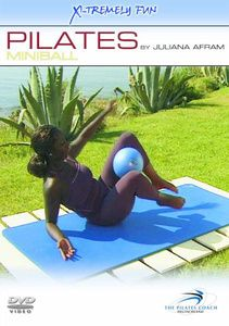 X-Tremely Fun - Pilates: Miniball, Juliana Afram