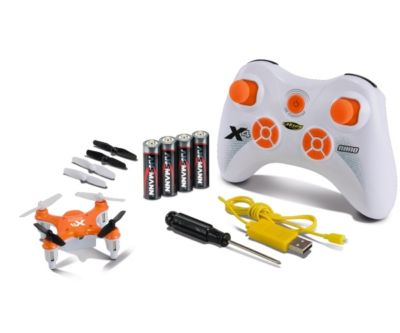 X4 Quadcopter NANO orange 2.4G 100% RTF