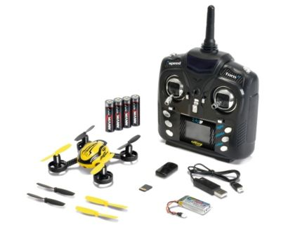 X4 Quadcopter SPY 2,4 GHz RTF
