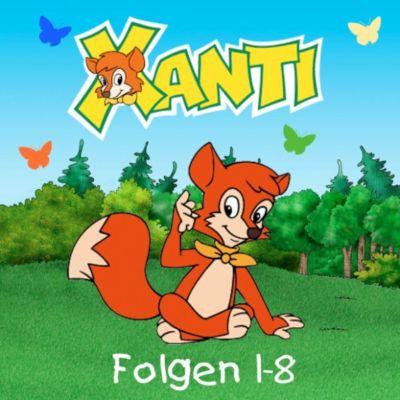 Xanti: Xanti - Collectors Edition Folgen 1 - 8, Joachim von Ulmann