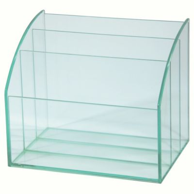 xavax glas organizer zum aufbewahren von kaffeekapseln und zubeh r. Black Bedroom Furniture Sets. Home Design Ideas