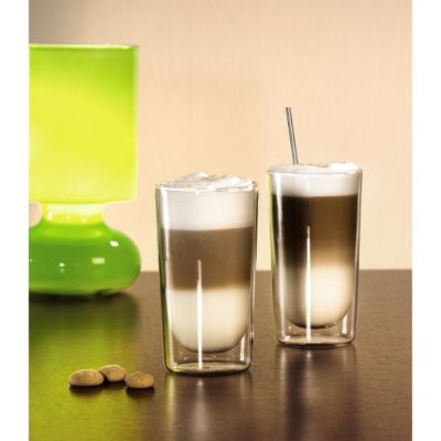 xavax latte macchiato glas doppelwandig 2 st ck. Black Bedroom Furniture Sets. Home Design Ideas