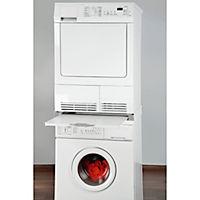 Xavax Zwischenbausatz für Waschmaschinen/Trockner, mit Ausziehplatte - Produktdetailbild 4