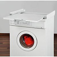 Xavax Zwischenbausatz für Waschmaschinen/Trockner, mit Ausziehplatte - Produktdetailbild 2