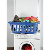 Xavax Zwischenbausatz für Waschmaschinen/Trockner, mit Ausziehplatte - Produktdetailbild 5