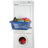 Xavax Zwischenbausatz für Waschmaschinen/Trockner, mit Ausziehplatte - Produktdetailbild 6