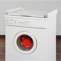 Xavax Zwischenbausatz für Waschmaschinen/Trockner, mit Ausziehplatte - Produktdetailbild 1