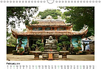 XIN CHÀO VIETNAM (Wall Calendar 2019 DIN A4 Landscape) - Produktdetailbild 2