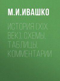 История (XIX век). Схемы, таблицы, комментарии, Михаил Ивашко