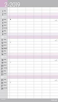 XL Familienplaner Pastell 2019 - Produktdetailbild 2