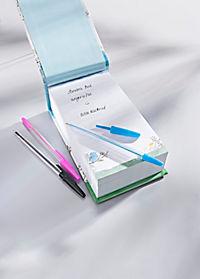 XL-Notizblock mit 3 Stiften - Produktdetailbild 3