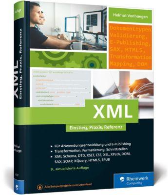 XML, Helmut Vonhoegen