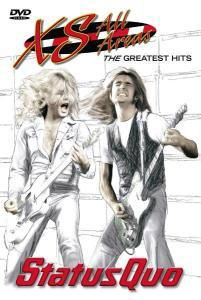 XS All Areas - The Greatest Hits, Status Quo