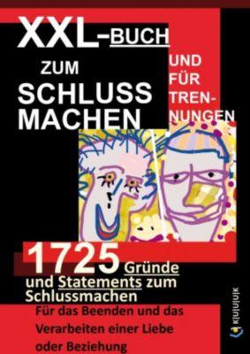 XXL-Buch zum Schluss Machen und für Trennungen, Werner Müller