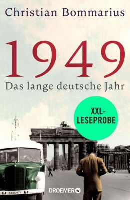 XXL-Leseprobe: 1949, Christian Bommarius