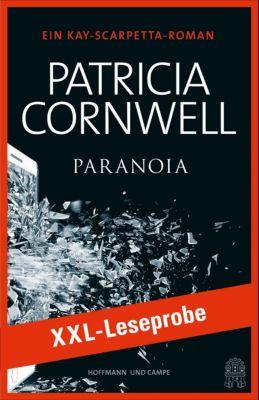 XXL-LESEPROBE: Cornwell - Paranoia, Patricia Cornwell